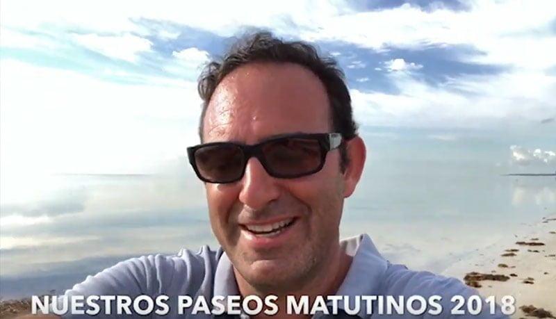 El Efecto Mariposa y Mis Paseos Matutinos - Ignacio Isusi