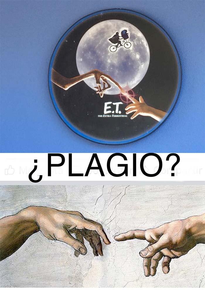 Crear no es fácil ¿Plagio? - Ignaico Isusi