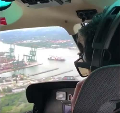Sueño cumplido: Paseo en Helicóptero - Ignacio Isusi