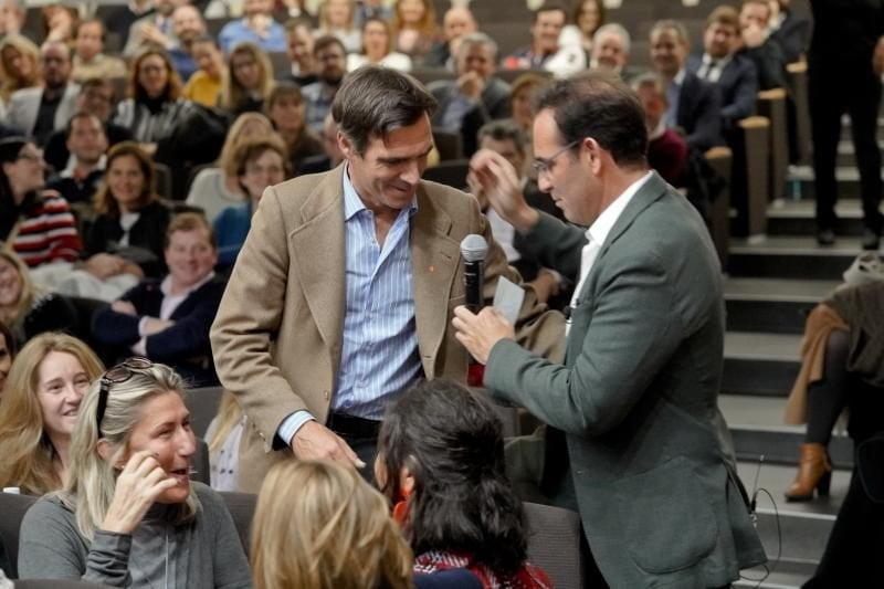 Te quiero mucho hermano Alberto - Ignacio Isusi