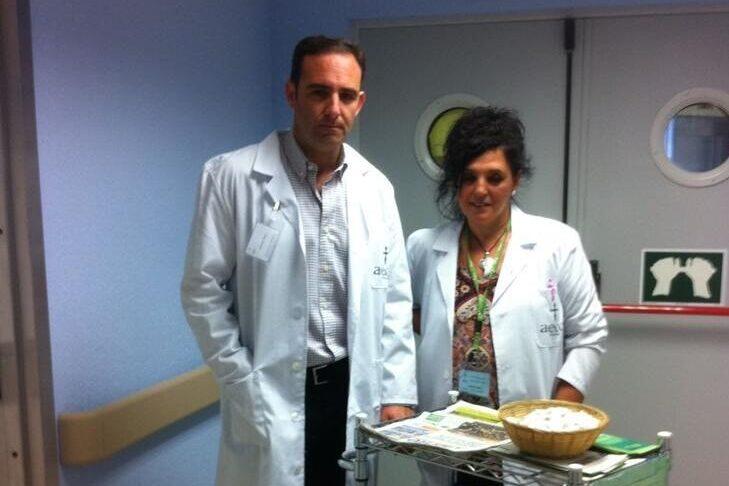 Día mundial contra el cáncer - Ignacio Isusi