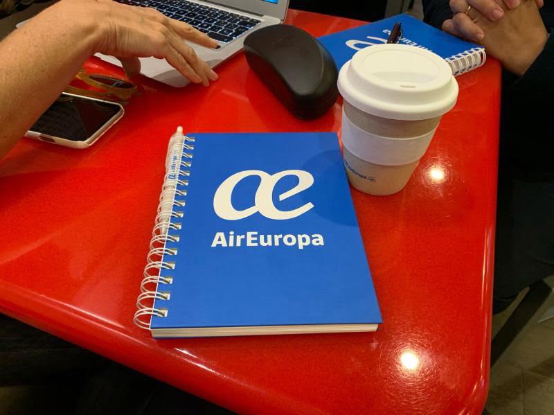 Reuniones Air Europa - Ignacio Isusi