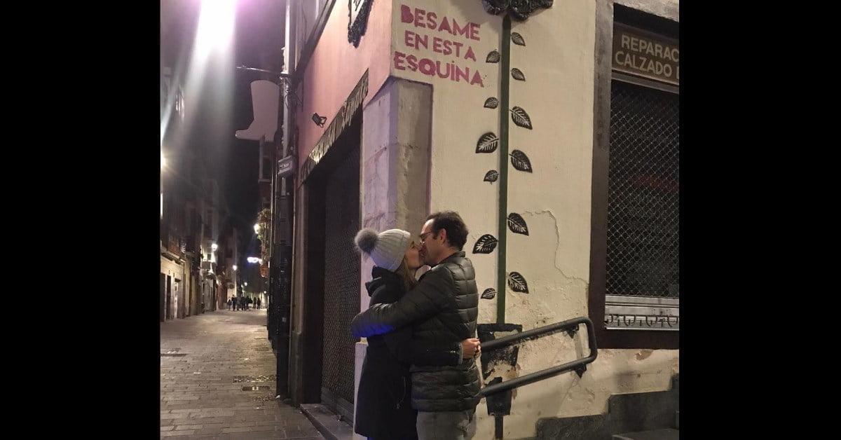 Besos y abrazos, un recuerdo para la humanidad - Ignacio Isusi