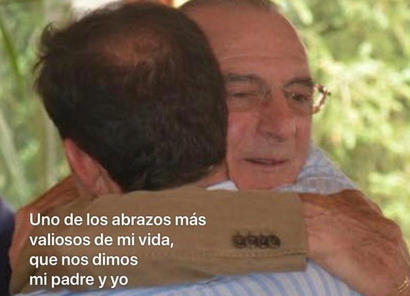 El valor de un abrazo - Ignacio Isusi