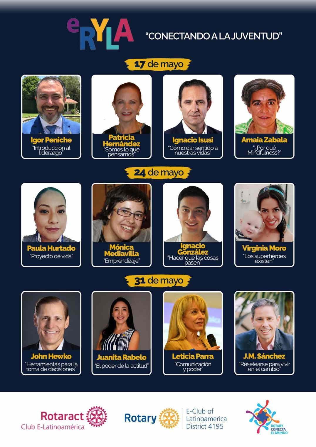 Rotary Youth Leadership Awards - Ignacio Isusi