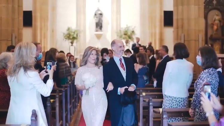 La boda de Carlos y Emilia - Ignacio Isusi