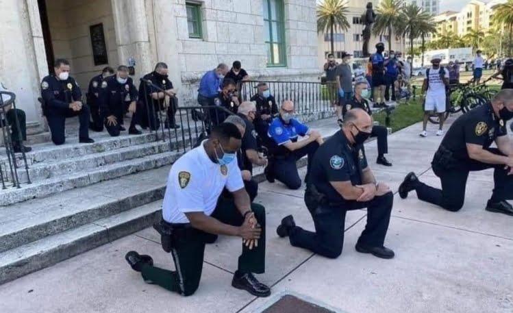 Racismo. Protestas por la muerte de George Floyd en EEUU - Ignacio Isusi