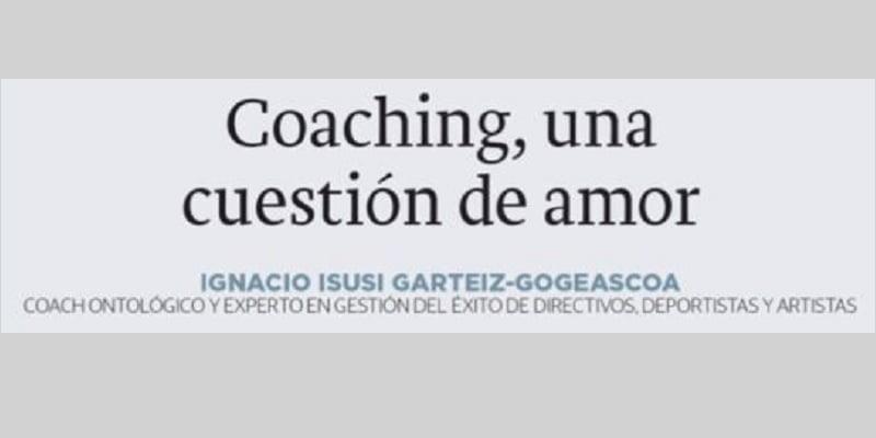 Coaching cuestión de amor