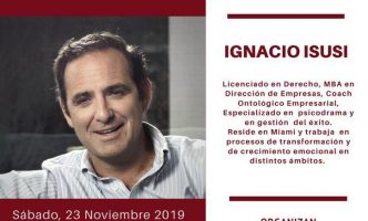 Conferencia 23 de Noviembre: Aspectos emocionales al servicio del éxito - Ignacio Isusi