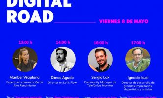 The Digital Road - Ignacio Isusi